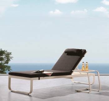 Outdoor Furniture Sets - Outdoor Chaise Lounges - Polo Chaise Lounge
