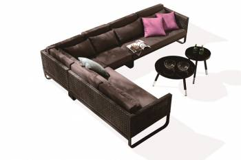 Polo Sectional Sofa Set