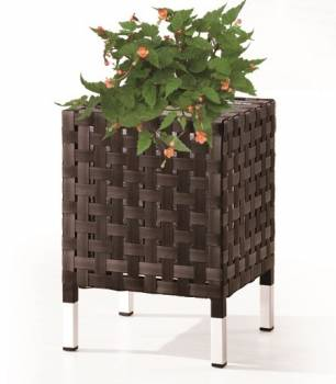 Accessories - Woven Planters - Small Taco Planter