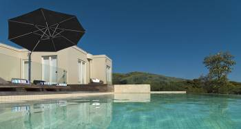 Accessories - Patio Umbrellas - Babmar - Aurora Cantilever Umbrella