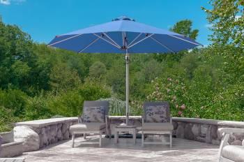 Babmar - Aurora Cantilever Umbrella - Image 6