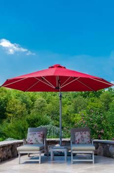 Babmar - Aurora Cantilever Umbrella - Image 8