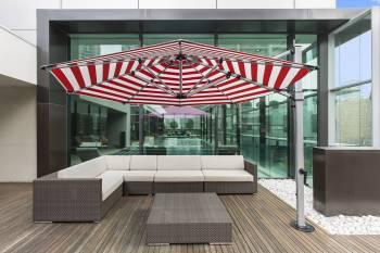 Babmar - Aurora Cantilever Umbrella - Image 10