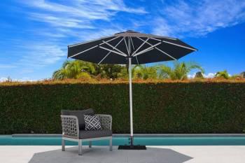 Babmar - Monaco Premium Centerpost Umbrella - Image 3