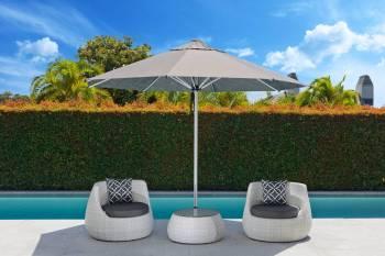 Babmar - Monaco Premium Centerpost Umbrella - Image 5