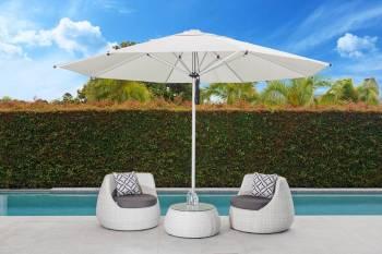 Babmar - Monaco Premium Centerpost Umbrella - Image 6