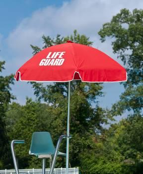 Lifeguard 6.5' Steel Umbrella