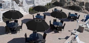 Babmar - Catalina Fiberglass Octogan Patio Umbrella - Image 9