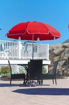 Babmar - Catalina Fiberglass Octogan Patio Umbrella - Image 15