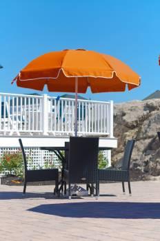 Babmar - Catalina Fiberglass Octogan Patio Umbrella - Image 20