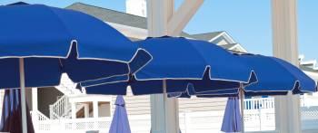 Babmar - Catalina Fiberglass Octogan Patio Umbrella - Image 21