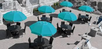Babmar - Catalina Fiberglass Octogan Patio Umbrella - Image 24