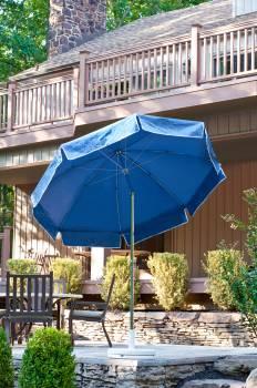 Babmar - Laurel Steel Octogan Patio Umbrella - Image 2