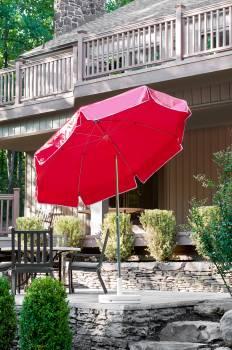 Babmar - Laurel Steel Octogan Patio Umbrella - Image 10