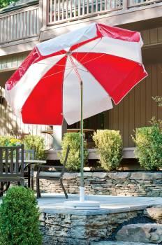 Babmar - Laurel Steel Octogan Patio Umbrella - Image 14