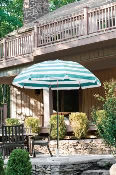 Babmar - Laurel Steel Octogan Patio Umbrella - Image 15