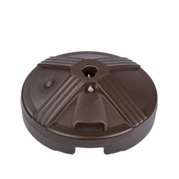 """Babmar - 16"""" Concrete Filled Resin Coated Umbrella Base - Image 3"""