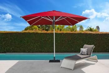 Babmar - Monaco Premium Centerpost Umbrella - Image 4