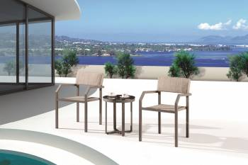 Shop By Collection and Style - Barite Collection - Barite Seating Set for 2
