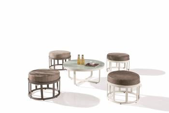 Shop By Category - Outdoor Seating Sets - Barite Seating Set for 4