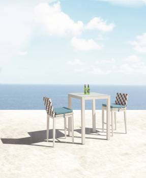 Outdoor Furniture Sets - Outdoor Bar Sets - Florence Bar Set for 2