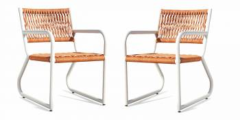 Shop By Collection and Style - Haiti Collection - Haiti Chair Set For 2
