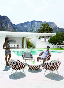 Outdoor Furniture Sets - Outdoor Sofa & Seating Sets - Verona Seating Set for 4