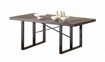 Individual Pieces - Dining Tables - Cali Dining Table for Six