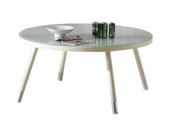 Individual Pieces - Dining Tables - Fatsia Round Dining Table for 6