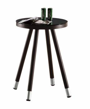 Fatsia Round Bar Table for 2