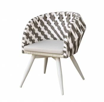 Verona Dining Chair with Arms - Image 2