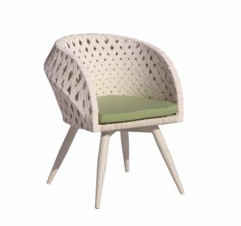 Verona Dining Chair with Arms - Image 3