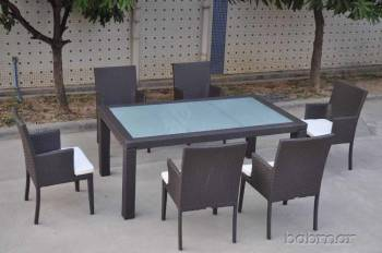 Venice Dining Table For 6
