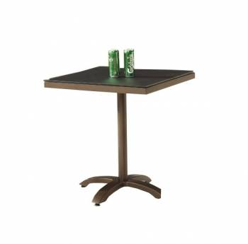 "Amber Bistro Dining Table - 28""x28""x29"""