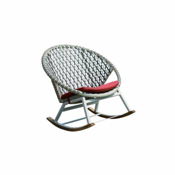 Shop By Collection and Style - Evian Collection - Evian Round Rocking Club Chair