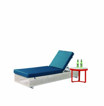 Outdoor Furniture Sets - Outdoor Daybeds - Provence Single Chaise Lounge