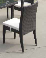 Individual Pieces - Dining Chairs - Babmar - Santiago Dining Chair Without Arms