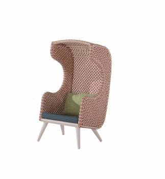 Shop By Collection - Evian Collection - Evian Highback Club Chair