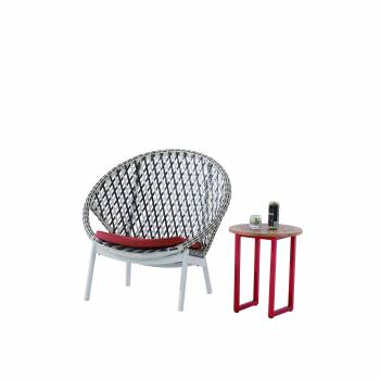 Shop By Collection and Style - Evian Collection - Evian Round Club Chair