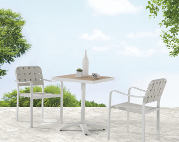 Outdoor Furniture Sets - Outdoor  Dining Sets - Edge Bistro Dining Set for 2