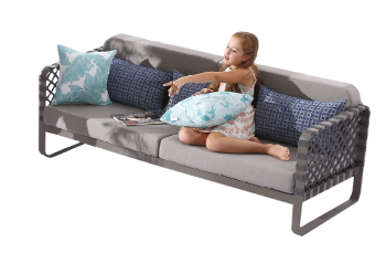 Individual Pieces - Sofa And Chair Seating - Dresdon 3-Seater Sofa