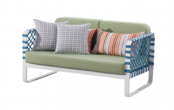 Shop By Collection - Dresdon Collection - Dresdon Loveseat Sofa