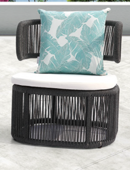 Shop By Collection - Venice Collection - Venice Lounge Chair