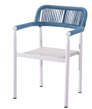 Venice Dining Chair with Arms - Image 2