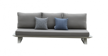 Shop By Collection - Luxe Collection - Luxe 3 Seater Sofa
