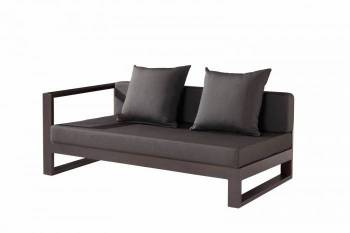 Shop By Collection - Amber Collection - Amber Left Arm Sofa