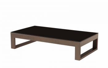 Individual Pieces - Coffee Tables, Side Tables And Ottomans - Babmar - Amber Rectangular Coffee Table