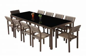 Shop by Category  - Outdoor Dining Sets - Amber Dining Set For 10