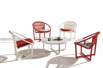 Shop By Category - Outdoor Seating Sets - Apricot Seating Set For 4