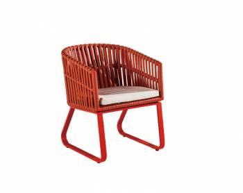 Shop by Category  - Outdoor Dining Sets - Apricot Dining Chair